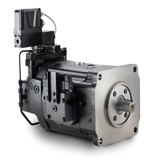 fluid Power Pumps and Motors